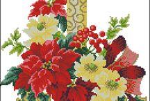 výšivka - religie,vánoční,velikonoční