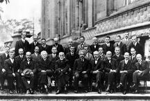 Epic Photograph / When you have Schrödinger, Pauli, Bragg, Dirac, Compton, Bohr, Planck, de Broglie, Marie Curie, Lorentz and Albert Einstein in one photo, from which, seventeen of the twenty-nine people were or became Nobel Prize winners, that's epic. Check more on https://tr.im/CP0Ta