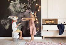 Decoration / Decoración infantil: muebles, textiles, accesorios,...