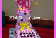Bingo cakes