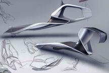 Sedili concept per auto