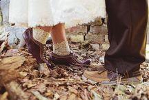Bridal shoes we love / Wedding shoe inspiration!