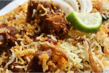 Briyani recipes / This is collection of vegetarian and non vegetarian briyani recipes.