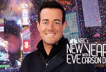 Carson Daly: NBC New Years Eve Special / NBC's New Year's Eve with Carson Daly aired on New Years Eve with a 3.2 rating and set a new record in total viewers (topping the prior record of 9.3 million in 2009).  Great job Carson!