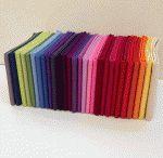 Colours / colores / Farben / Coleurs