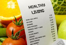 Healthy Living / by Minerva Taylor