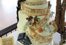 Alysia Wedding : Cakes / by Annette Trammell