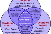 AKeA / A Kent'Annos! May you live to be 100 years old!_________The AKEA study identified a geographic area characterized by extreme longevity in the Sardinia island, Italy. The part of the island where longevity is concentrated is the so-called 'Blue Zone'