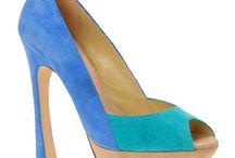 SHOES / I've learned that I'm a fan of Giuseppe Zanotti & Nicholas Kirkwood shoes. :)