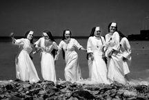 rehoľné  sestričky