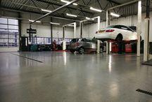PU Gietvloer garage