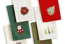 Christmas table arrangements ideas