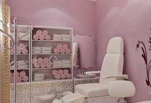 salon interior ideas
