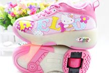 Sepatu Roda Lampu Anak