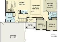 Houseplans / by Joyce Tillery