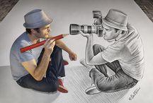 Desenho / Sobre desenho e cursos online de desenho