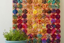 Wall hangings/small quilts