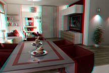 Stereoskopia / Wychodząc na przeciw potrzebom klienta oraz wykorzystując nowatorskie możliwości technologiczne przedstawienia projektu jako jedno z pierwszych na rynku biur projektowych zawarliśmy w swojej ofercie wykonanie animacji, oraz animacji z wykorzystaniem efektu stereoskopowego. Załóż okulary 3d i zobacz efekt:)
