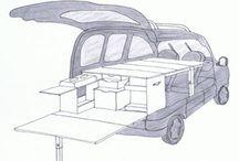 Aménagement monospaces