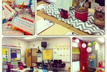Meet The Teacher & 1st Day & open house / by Natalie Sue