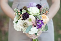 Vintage with Modern Twists / Inspiration for a vintage wedding with modern flourishes!