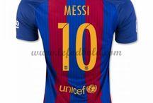 Køb Billige Messi trøjer 2016/17, Barcelona fodboldtrøjer Messi til Børn tilbud online / Billige fodboldtrøjer Messi 16/17. Barcelona hjemmebanetrøje/udebanetrøje/tredje trøje/langærmet Messi trøjer butik. Messi fodboldtrøjer børn sæt online