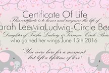 Pregnancy and Infant Loss: For our Babies / Graphics, Images and Certificates for our Babies