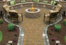 Garden / Potential garden design