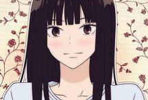 Kimi ni Todoke / Sawako *-*