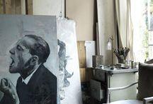 studio / by Iriko Seto