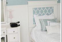 bedroom ideas / by Debbie Rester
