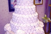 Desain kue pengantin