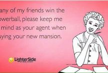 Funnies to Share / Funny things relating to real estate