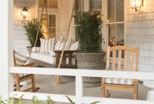 Dreamy Porches, Swings, and Ice Tea!