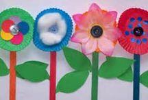 Crafts preschoolers