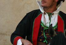 Traditional Sardinian Costumes