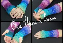 Loom knitting / Loom knitting patterns and tutorials