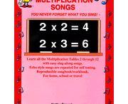 Math / by Christy 'Cavanaugh' Curtis