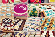 delish logo treats / by Lisa Matulis-Thomajan