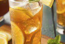 sommerliche Getränke