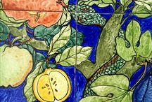 Azulejos, ( tiles) de Marta Day / Arte