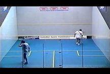 Rackets - Squash - Padel - Tennis