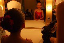 Backstage / ¿Qué ocurre antes de salir al escenario? Nervios e ilusión!!