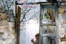 çocuk temalı resimler