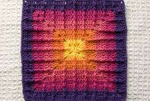 Crochet: squares, patterns & granny crochet