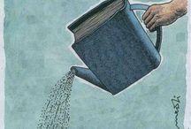 Au coeur des livres