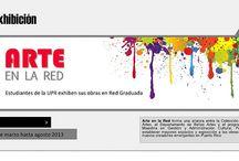 ARTE EN LA RED / Alianza con la Colección de las ARtes