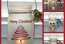 Mason Jar Creations / by Patricia Roebuck