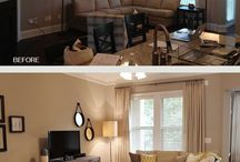 home staging before-after