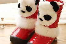 scarponi da neve